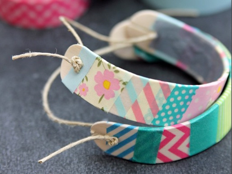 washi tape craft ideas
