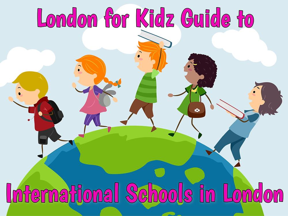international schools in London