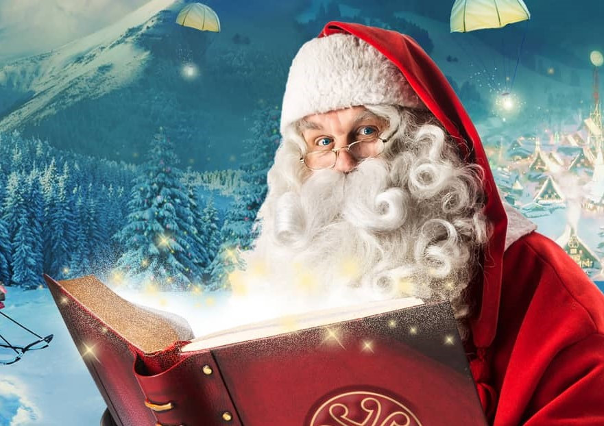 Virtual Santa 2020