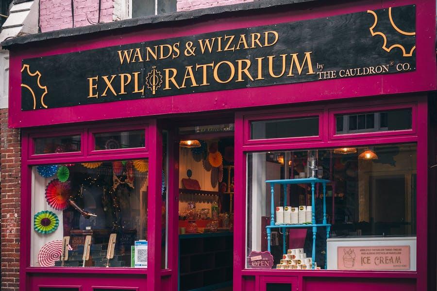 Wands and Wizard Exploratorium