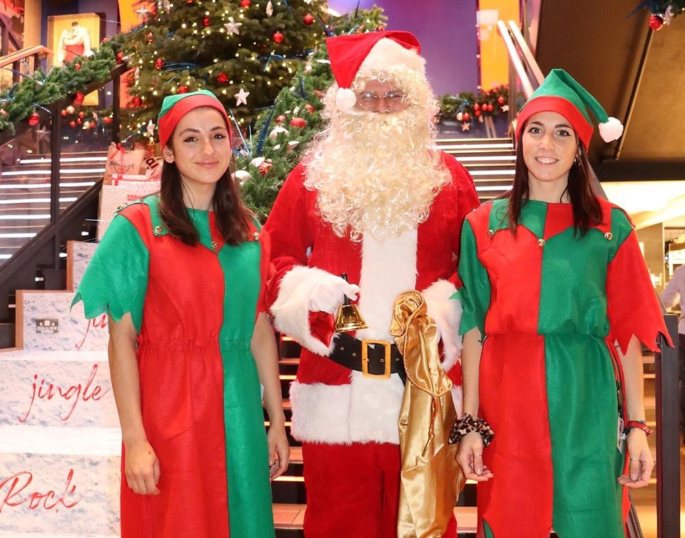 Santa in London 2020