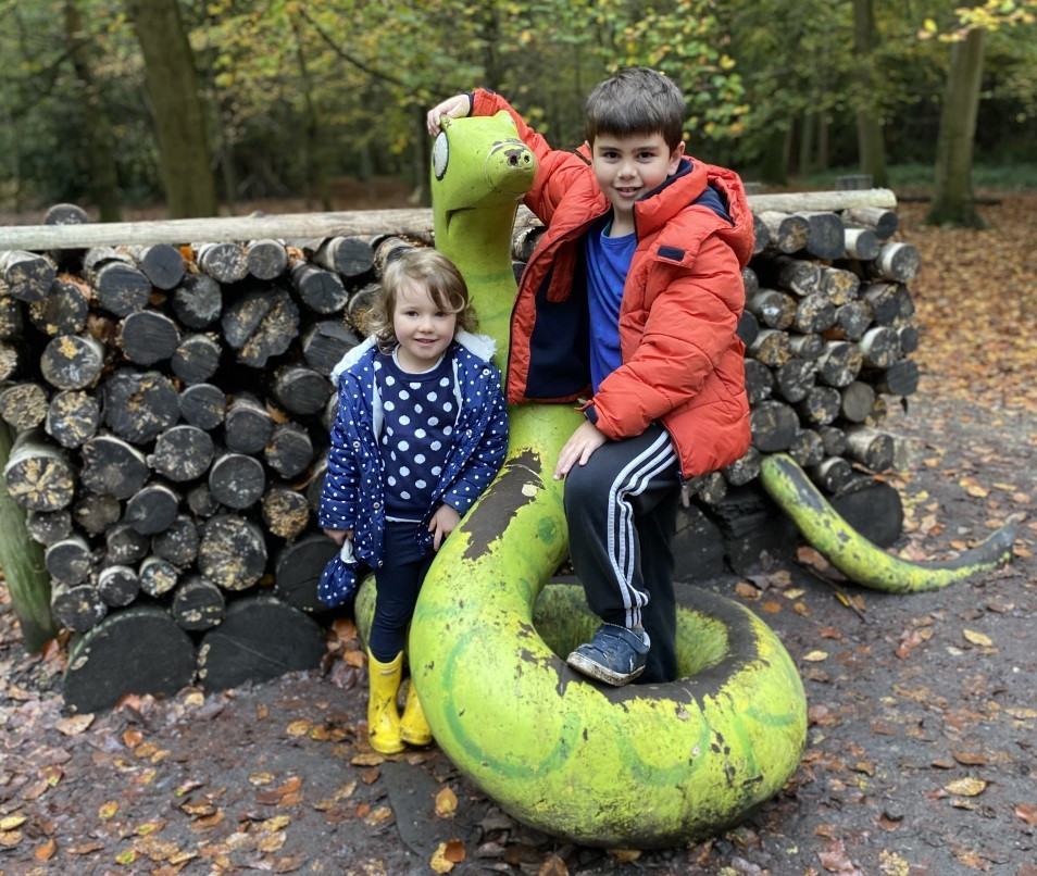 Country Parks and forests in and around London