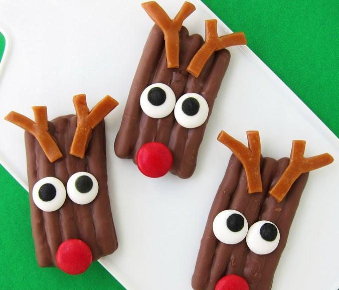 Christmas snack recipes