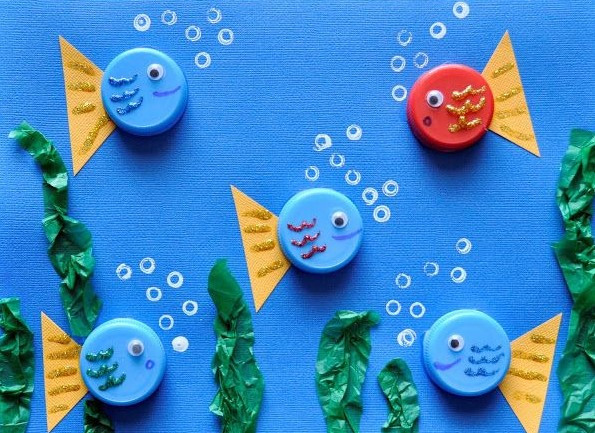 Upcycling ideas for kids