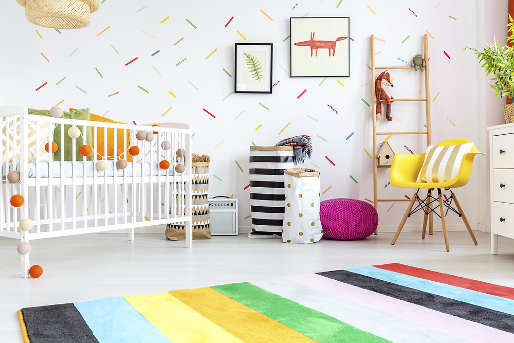 setting up the perfect nursery