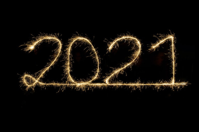 New Year 2021: resolutions for mums