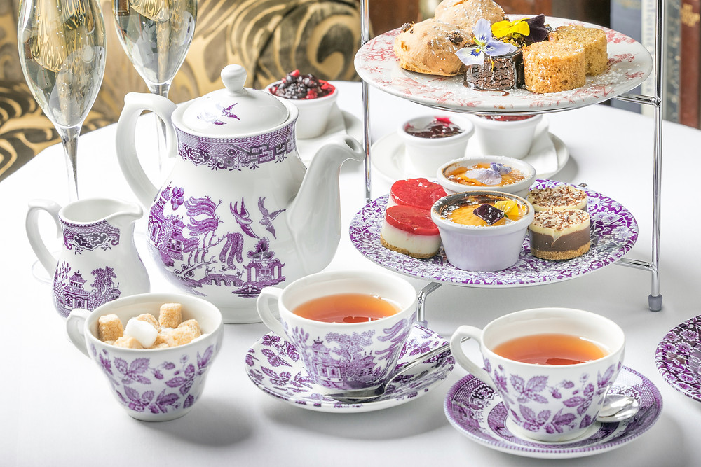 Afternoon tea deliveries around London
