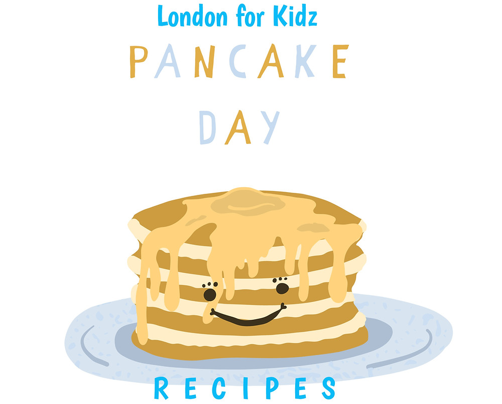 pancake recipes for Shrove Tuesday