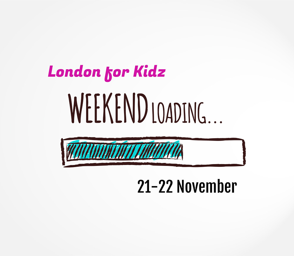 things to do this weekend with the kids 21-22 November
