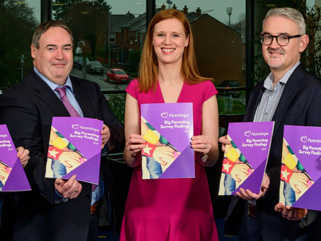 Findings from Big Parenting Survey NI call for more support