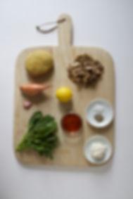 Mushroom Ricotta Ravioli Ingredients