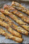 Poppy Seed Cheese Straws