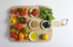 Glorious Tomatoes Ingredients