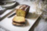LEMONGRASS DRIZZLE CAKE
