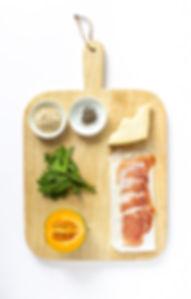Melon & Parma Ham Ingredients Board.jpg