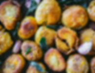 Sage Brown Butter Roasted Potatoes