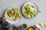 Milanese Chicken Caesar Salad