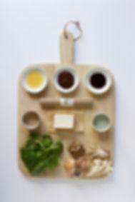 Chicken Katsu Curry Ingredients