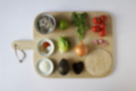 Prawn Tacos Ingredients