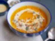 Pumpkin, Celeriac & Apple Soup