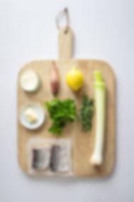 Hake and Leeks Ingredients Board.jpg
