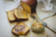 CORN BREAD & CHIPOTLE BUTTER