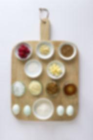 Raspberry Traybake Ingredients Board.jpg