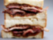 Expert Bacon Sarnie with Maple Whisky Bacon Jam