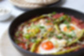 Three Pepper Shakshuka