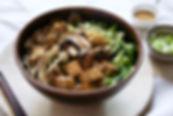 Mushroom Hotpot Noodles