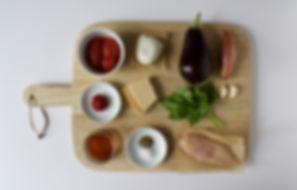 Chicken Parmigiana Ingredients