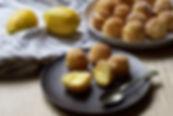 Lemon Curd Choux