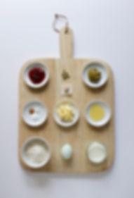 Tarte Tatin Ingredients