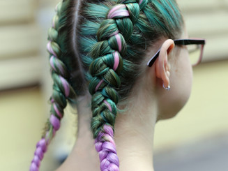 Childrens Hair Styling