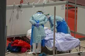 România, pe primul loc în Europa la numărul de decese zilnice Covid
