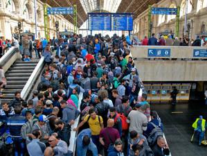 Migrația, o problemă chiar și pentru stâlpul de rezistență al Uniunii Europene - Germania