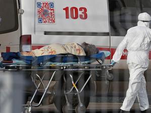 Raportat la numărul de contaminări cu Covid-19, Rusia a devenit a treia cea mai afectată țară din lu