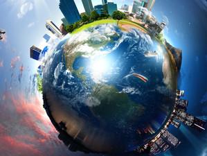 Planeta gândește global