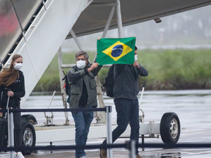 Italia a confirmat primul caz de contaminare cu tulpina braziliană de coronavirus