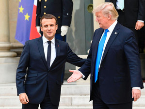 Franța consideră că Europa nu se poate baza pe SUA pentru securitatea sa