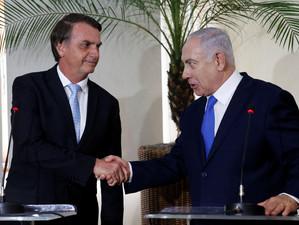 Premierul Israelului, fericit că încă o țară își mută ambasada de la Tel Aviv la Ierusalim