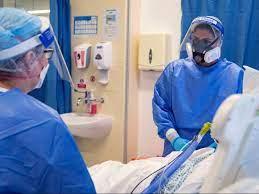 În Marea Britanie numărul spitalizărilor a scăzut