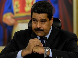 """Președintele Venezuelei îl compară pe vicepreședintele american  cu """"un șarpe veninos"""""""