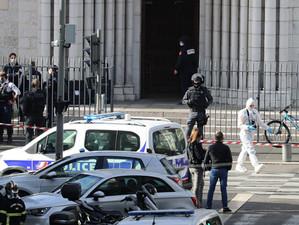 Pentru a doua oară în ultimele două săptămâni, Franța este în doliu din cauza unui nou atac terorist