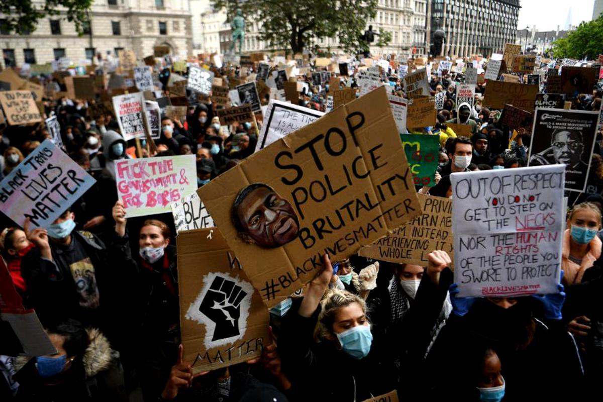 După pandemia de coronavirus, planeta este cuprinsă de pandemia protestelor împotriva rasismului