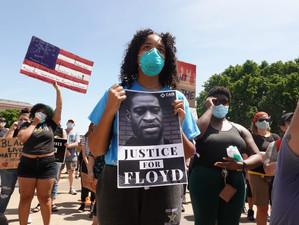 Amenințarea cu armata a calmat spiritele protestelor pentru George Floyd