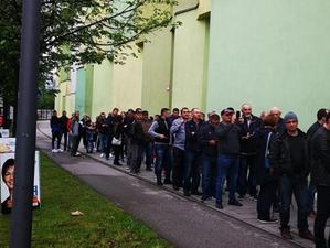 Mass media a mobilizat un număr record de cetățeni europeni să iasă la votul scrutinului europarlame