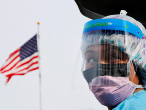 Statele Unite a ajuns pe primul loc în lume la numărul de cazuri cu coronavirus
