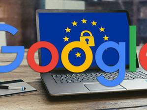 Google încalcă prevederile protejării datelor personale