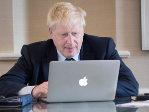Boris Johnson i-a reiterat Președintelui Consiliului European că nu dorește o amânare a Brexit, ci a